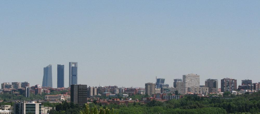 Spain. Madrid